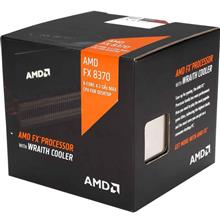 AMD FX-8370 4GHz AM3+ Vishera CPU with AMD Wraith Cooler